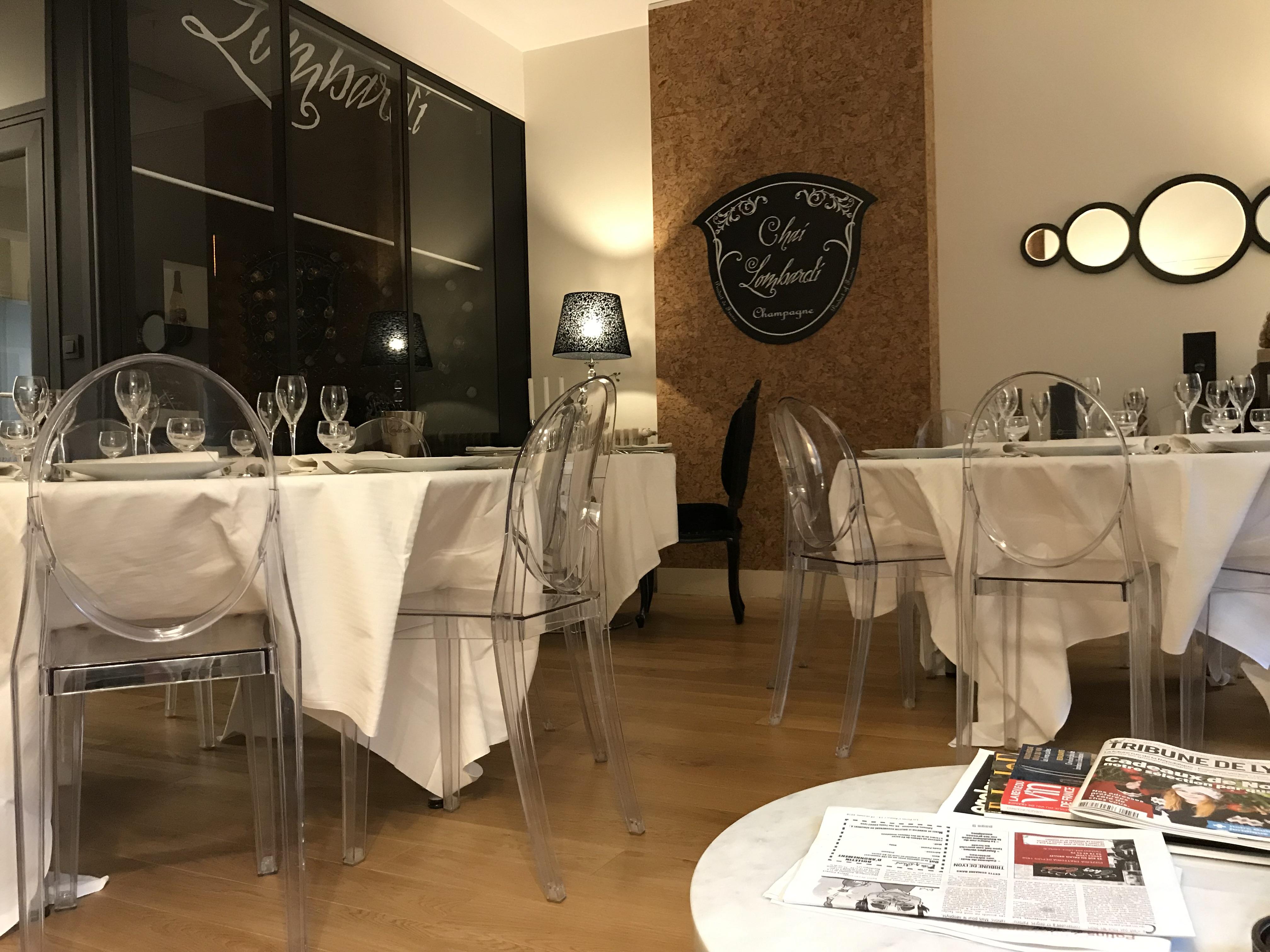Achat Espace Atypique Lyon le chai à lyon - champagne lombardi